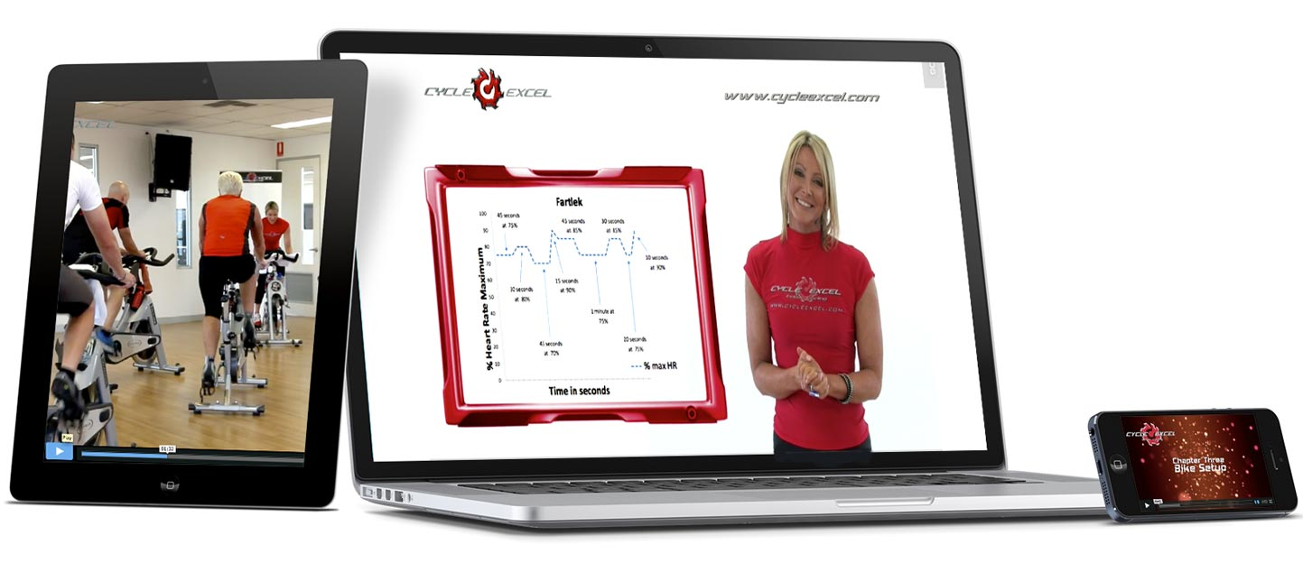 spin instructor certification online